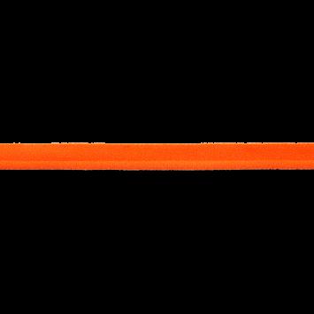 Elastische paspel - Neon Oranje