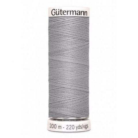 Naaigaren 200m Lichtgrijs 038 - Gütermann