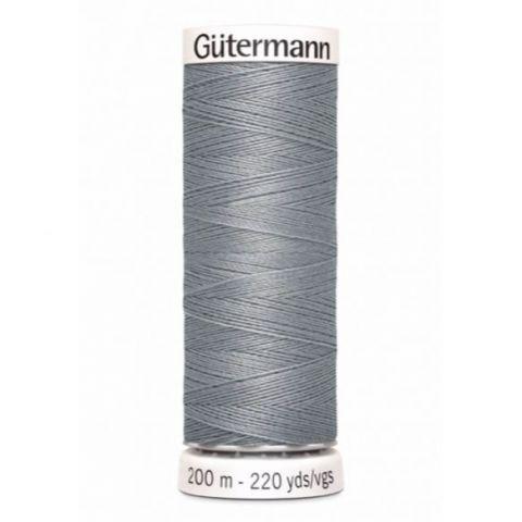 Naaigaren 200m Grijs 040 - Gütermann