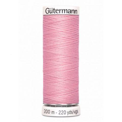 Naaigaren 200m Roze 043 - Gütermann