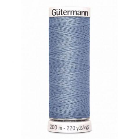 Naaigaren 200m Ijsblauw 064 - Gütermann