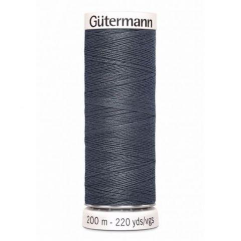 Naaigaren 200m Grijs 093 - Gütermann