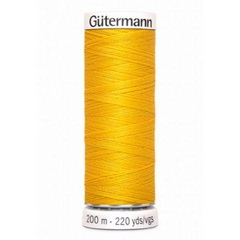Naaigaren 200m Geel 106 - Gütermann