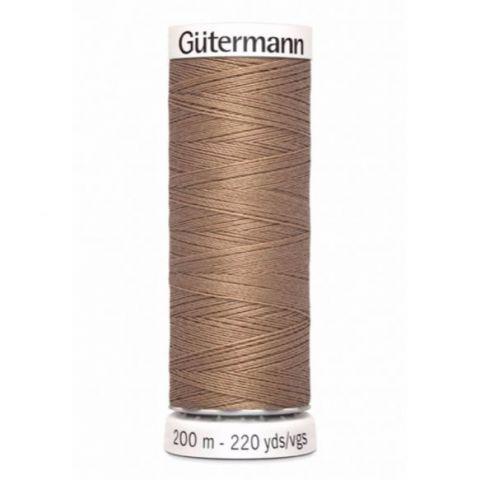 Naaigaren 200m Taupe 139 - Gütermann