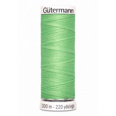 Naaigaren 200m Donkerlime 154 - Gütermann