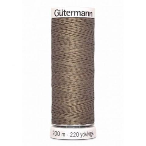 Naaigaren 200m Beige 160 - Gütermann