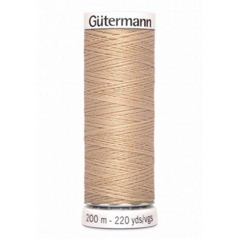 Naaigaren 200m Beige 170 - Gütermann