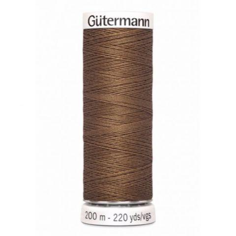Naaigaren 200m Bruin 180 - Gütermann