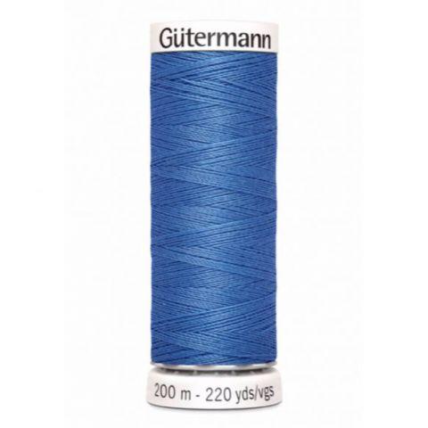 Naaigaren 200m Blauw 213 - Gütermann