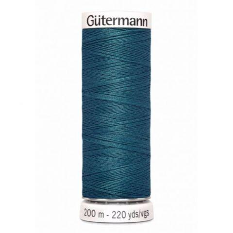 Naaigaren 200m Blue Green 223 - Gütermann