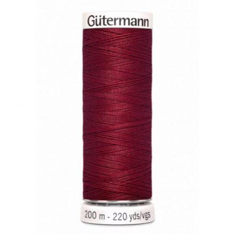 Naaigaren 200m Bordeaux 226 - Gütermann