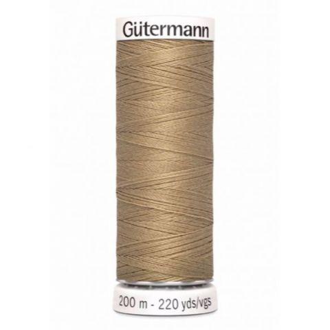 Naaigaren 200m Taupe 265 - Gütermann