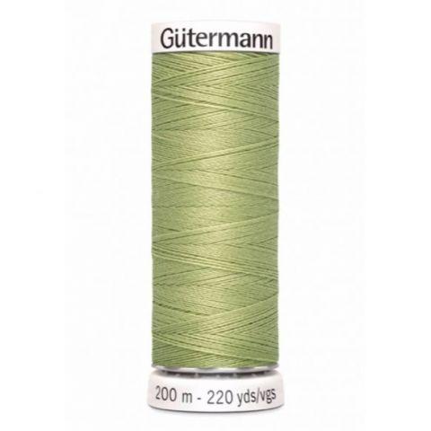 Naaigaren 200m Groen 282 - Gütermann
