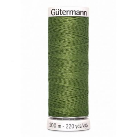 Naaigaren 200m Groen 283 - Gütermann