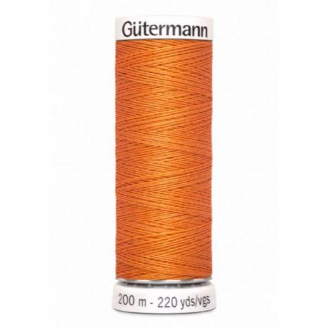 Naaigaren 200m Oranje 285 - Gütermann