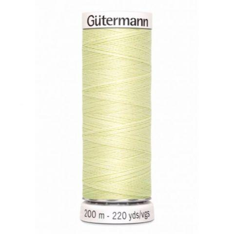 Naaigaren 200m Pastelgroen 292 - Gütermann