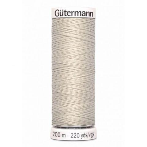 Naaigaren 200m Zand 299 - Gütermann