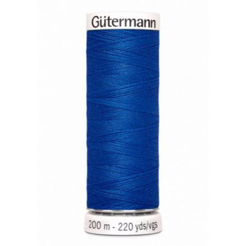 Naaigaren 200m Blauw 315 - Gütermann