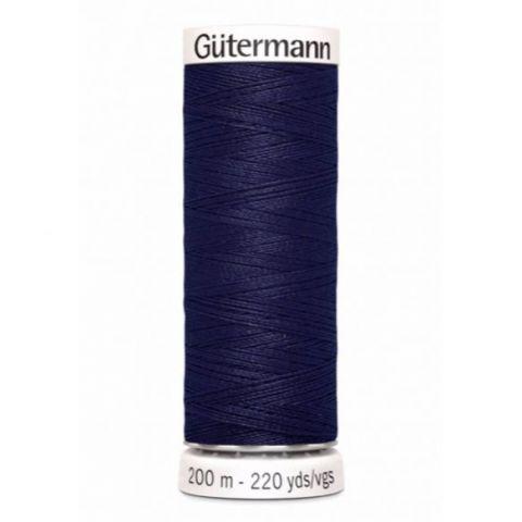 Naaigaren 200m Aubergine 324 - Gütermann