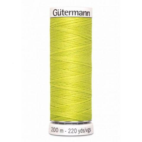 Naaigaren 200m Groen 334 - Gütermann