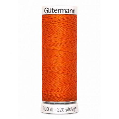 Naaigaren 200m Oranje 351 - Gütermann