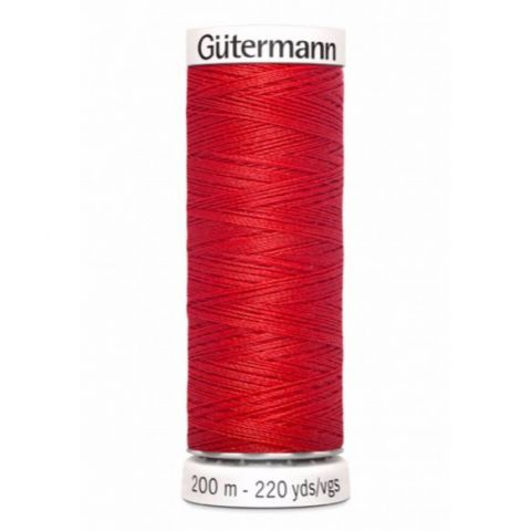 Naaigaren 200m Rood 364 - Gütermann