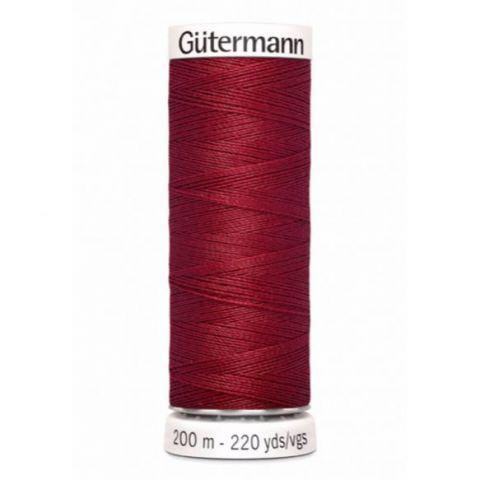 Naaigaren 200m Rood 367 - Gütermann