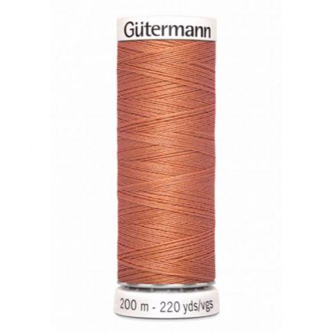 Naaigaren 200m Sunburn Brown 377 - Gütermann