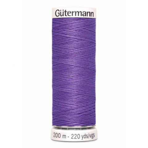 Naaigaren 200m Paars 391 - Gütermann