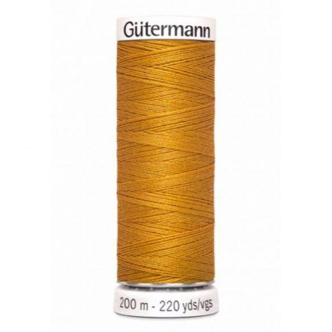 Naaigaren 200m Geel 412 - Gütermann