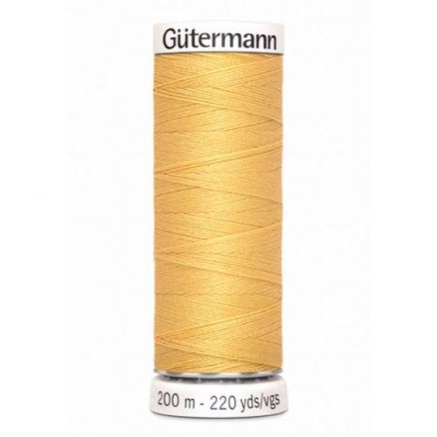 Naaigaren 200m Geel 415 - Gütermann