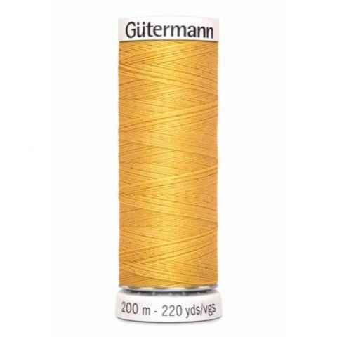 Naaigaren 200m Geel 416 - Gütermann