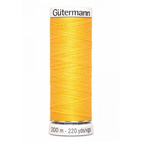 Naaigaren 200m Yolk Geel 417 - Gütermann