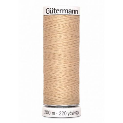Naaigaren 200m Geel 421 - Gütermann