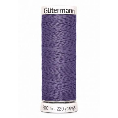 Naaigaren 200m Paars 440 - Gütermann