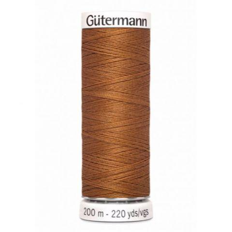 Naaigaren 200m Dusan Brown 448 - Gütermann