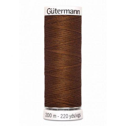 Naaigaren 200m Bruin 450 - Gütermann