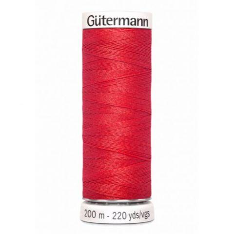 Naaigaren 200m Rood 491 - Gütermann