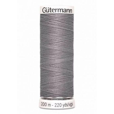 Naaigaren 200m Grijs 493 - Gütermann