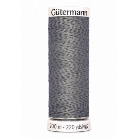 Naaigaren 200m Grijs 496 - Gütermann