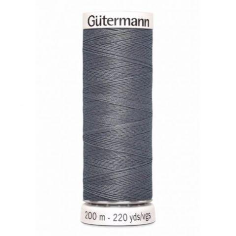 Naaigaren 200m Grijs 497 - Gütermann