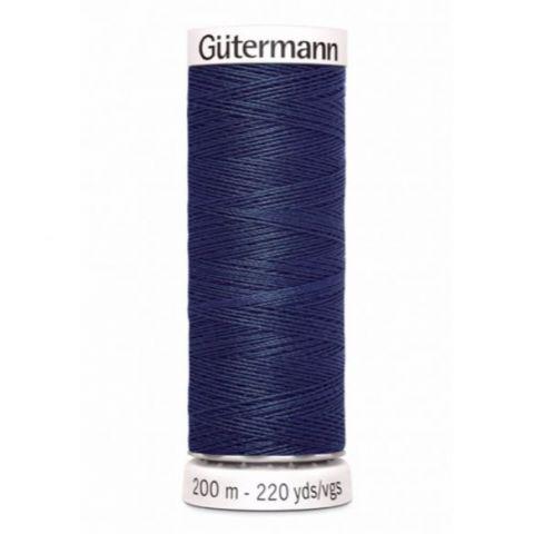 Naaigaren 200m India Inkt 537 - Gütermann