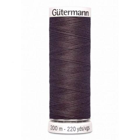 Naaigaren 200m Bruin 540 - Gütermann