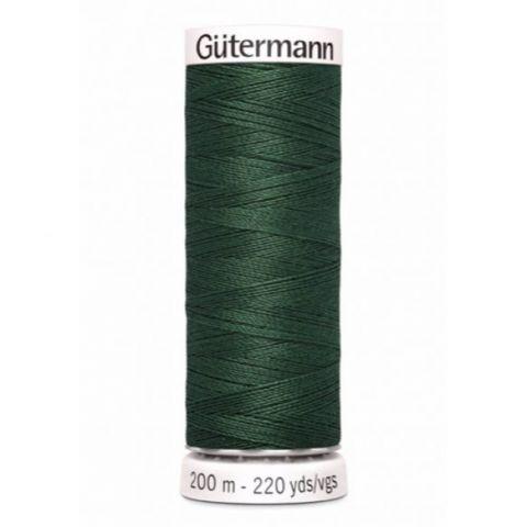 Naaigaren 200m Bistro Green 555 - Gütermann