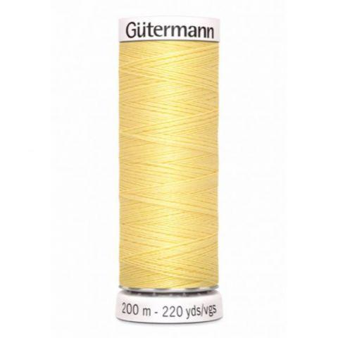 Naaigaren 200m Geel 578 - Gütermann