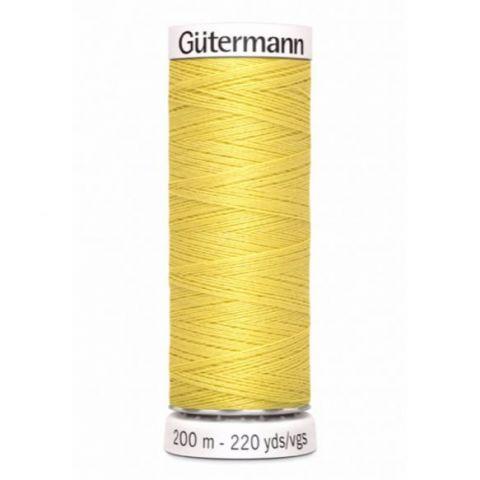 Naaigaren 200m Geel 580 - Gütermann