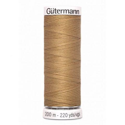 Naaigaren 200m Beige 591 - Gütermann