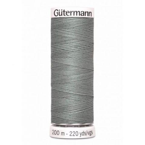 Naaigaren 200m Grijs 634 - Gütermann