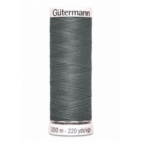Naaigaren 200m Grijs 701 - Gütermann
