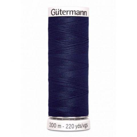 Naaigaren 200m Blauw 711 - Gütermann
